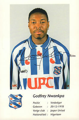 Heerenveen Photo Godfrey Nwankpa