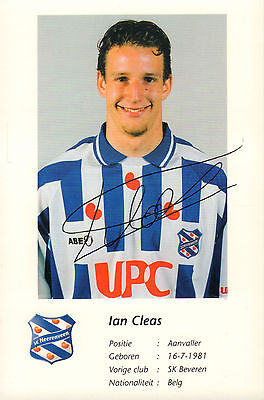 Heerenveen Photo Ian Cleas