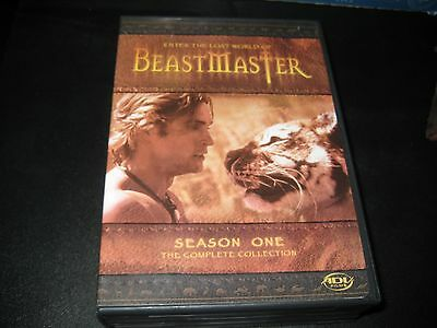 Beastmaster - Season 1: The Complete Collection (DVD, 2003, 6-Disc Set)