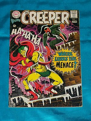 BEWARE THE CREEPER! # 1, June 1968, STEVE DITKO ART, FINE PLUS Condition