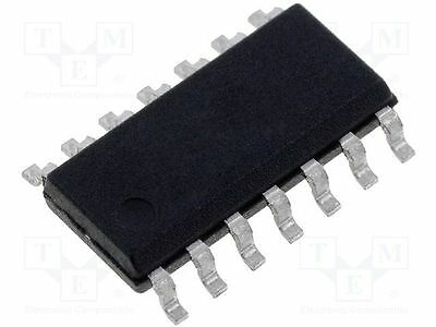 3 St. Driver; PWM controller; LED Controller; 5÷150mA; -0,4÷6V; SO14