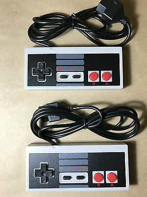 Lot of 2 Controllers for NES Nintendo Brand New & Great Quality Canadian Seller