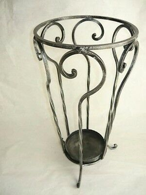 Umbrella holder umbrella wrought iron handcraft