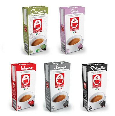 50 Nespresso Compatible Pods Discount On Sample Pack - 100% Italian Coffee