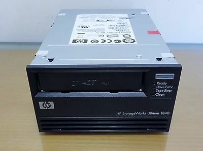 HP BRSLA-0603-DC EH853A Ultrium 1840 Internal SCSI Tape drive 5.25 Inch