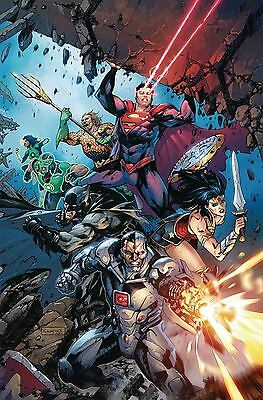 Justice League Vol 3 #24 Cover A Regular Paul Pelletier (DC - 2017)