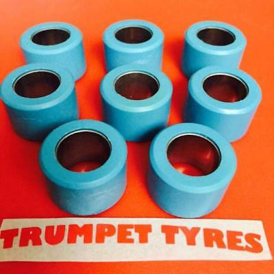 PIAGGIO X9 500 EVOLUTION 25 x 17 x 21.4gr Gram TT Roller Weights Rollers Set