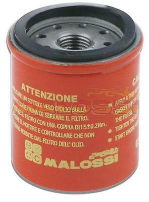 GILERA RUNNER ST 125 and VX 125 2006 on MALOSSI RED CHILI OIL FILTER OE Quality