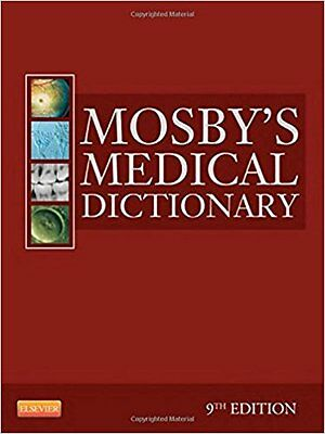 Mosby's Medical Dictionary  9th Edition- PDF