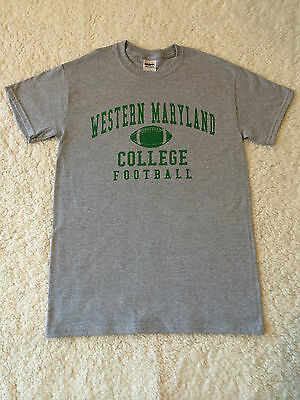 Western Maryland College Football T-Shirt (XL)