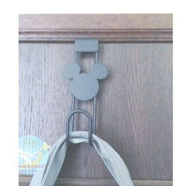 Disney Mickey Mouse KAWAII Iron Steel Easy Door Hook No Processing Required
