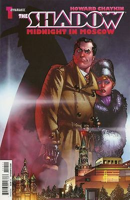 The shadow : midnight in moscow #1