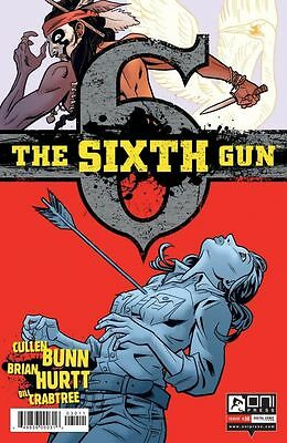 The Sixth gun #30