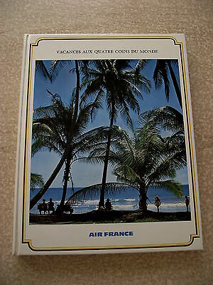 Vacances Au Quatre Coins Du Monde. Air France. 1965