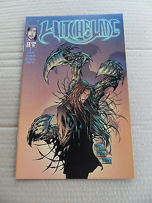 Witchblade 13 . Image / Top Cow 1997 - VF - minus