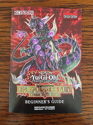 Beginner's Guide - Dinosmasher's Fury Structure Deck - Yu-Gi-Oh! - Yugioh