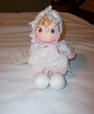 Precious Moments by Applause Musical Wind Up Doll Rubie Lullaby Song