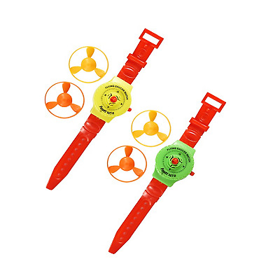 Flying Disk Watch Party Bag Fillers 1-50 Boys Children's Pocket Money Toy Prizes