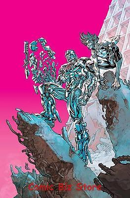 Cyborg #14 (2017) 1St Printing Variant Cover Dc Universe Rebirth