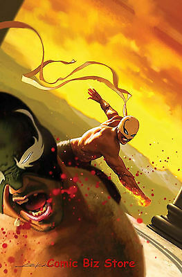 Iron Fist #5 (2017) 1St Printing Bagged & Boarded