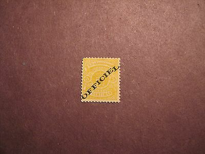 Luxembourg Scott# 14 Coat of Arms 1875-76 MH  C38