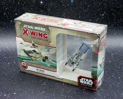 Star Wars X-Wing Miniatures Game U-Wing Expansion - New - Aus Stock