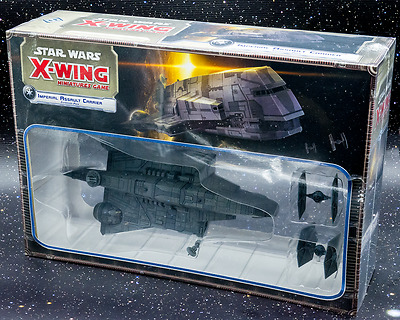 Star Wars X-Wing Miniatures Game Imperial Assault Carrier Expansion
