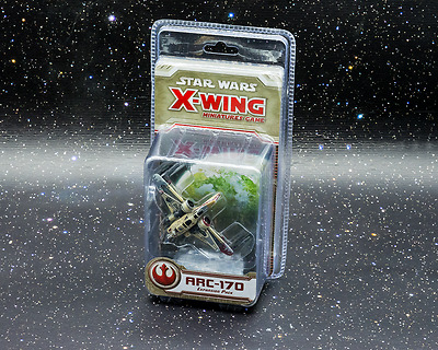 Star Wars X-Wing Miniatures Game ARC-170 Expansion - New - Real Aus Stock!