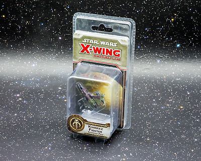 Star Wars X-Wing Miniatures Game Kihraxz Fighter Expansion - Aus Stock