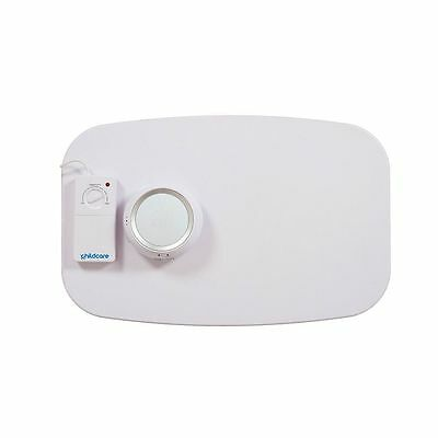 Childcare Baby Movement Breathing Monitor Under Mattress Sensor Pad Babies Baby