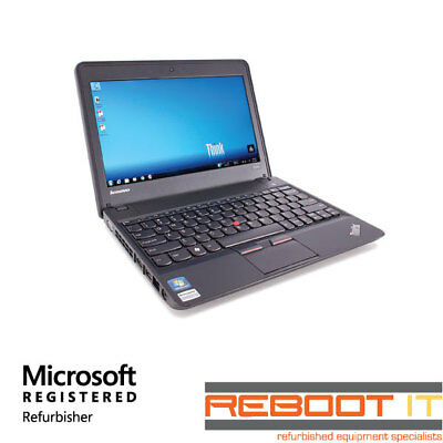 "Lenovo ThinkPad X131e Core i3 2367M 1.4GHz 4GB 320GB Win 7 11.6"" Notebook"
