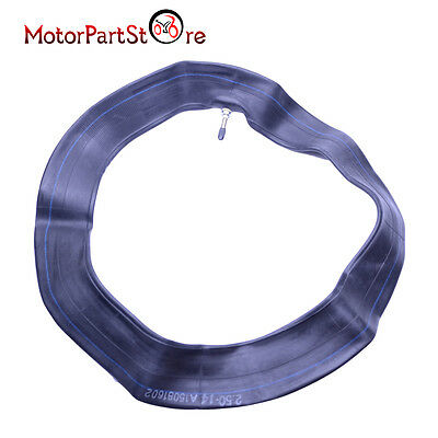 "2.50/2.75 60/100 - 14"" Inch Front Inner Tube 110cc 125cc PIT TRAIL Dirt Bike Pro"
