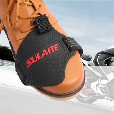 AU Motorcycle Shifter Cover Boot Shoes Protector Shift Guard Protective Gear