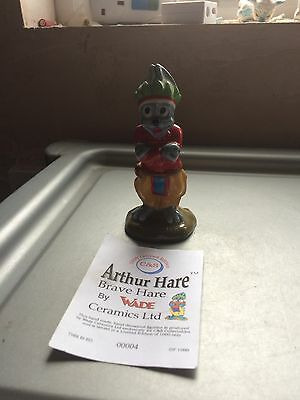 Wade Limited Edition Arthur Hare  Big Chief Brave Hare - number 4 of 1000