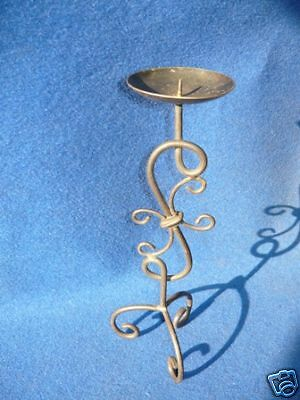Candlestick Candle Holder Candle Holder Wrought Iron