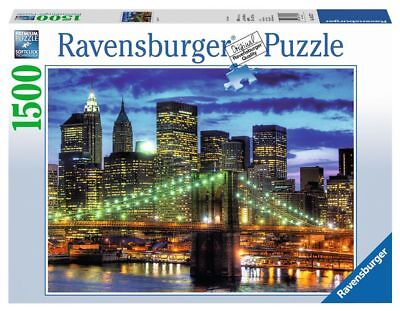 Ravensburger 16272 - Skyline New York City, 1500 Teile Puzzle
