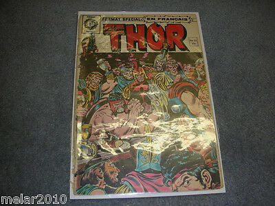 Thor 1973 # 32 Format Special French Heritage