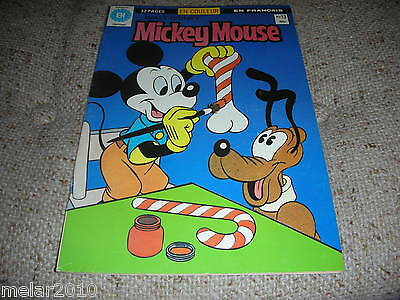 Walt Disney MICKEY MOUSE # 13 1980 HERITAGE EDITION FRENCH