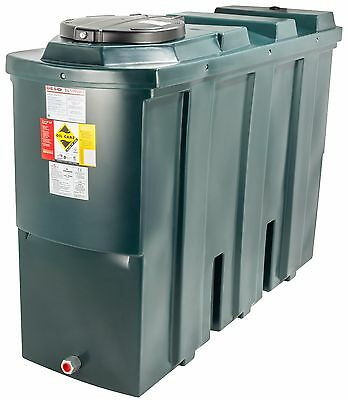 1000 Litre Bunded Oil Tank - 10 Year Guarantee + FREE NEXT DAY DELIVERY