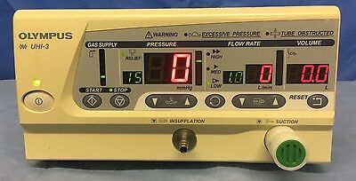 Olympus UHI-3 High Flow Insufflator