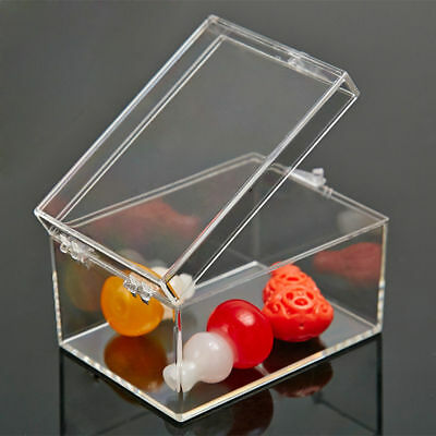 New Mini Plastic Storage Boxes With Lids Cheap Clear Boxes Different Sizes