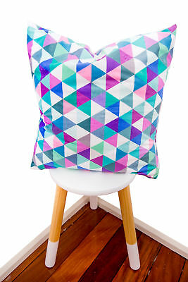 Nursery Cushion Cover (41 x 41 cm) Custom Designed Minky Prints