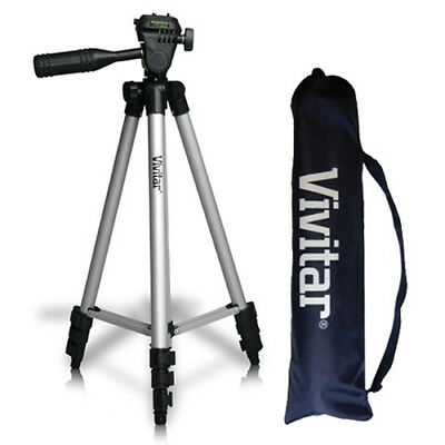 Vivitar  Professional Series 50-Inch Tripod and Carrying Bag