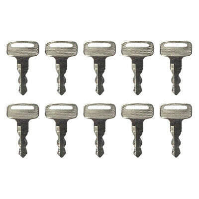 (10) Yamaha Golf Cart Keys G14, G16, G19, G22, G29 J17-82511-20 Gas & Electric