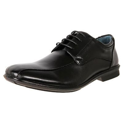 New Hush Puppies Men's Leather Comfort Wide Dress Formal Work Shoes Carey Cheap