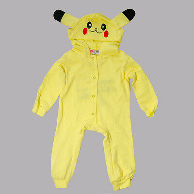 Pikachu Baby Coverall