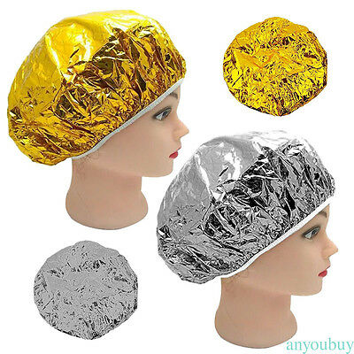Hat Mask Cap Shower Caps One-off Bathing Elastic Clear Hair Care Protector
