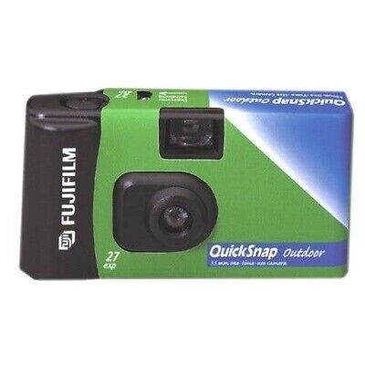 Fujifilm Superia 800 Quicksnap Outdoor 27Exp Disposable Camera