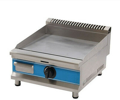Commercial Counter Top Stainless Steel LPG Gas Griddle Gas Hot Plat,New
