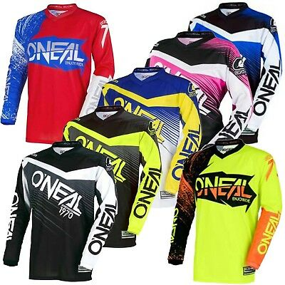 Oneal Element Kids MX Motorbike Jersey Shirt Top 2018 Size XS-XL